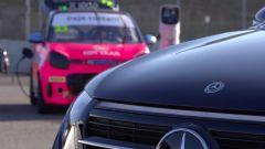 """Mercedes e le emozioni """"elettrizzanti"""", dalla GLE 63 AMG S alla Smart e-Cup - Immagine: 8"""