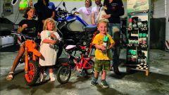 Garage Dreams: l'iniziativa di Motosplash e Ciapa la moto