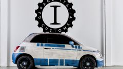 Garage Italia Customs: le 500 di Star Wars - Immagine: 9