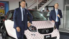 Garage Italia Customs: le Smart per lui e per lei - Immagine: 2