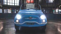 Garage Italia Icon-e Fiat 500 Jolly fari