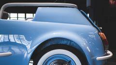 Garage Italia Icon-e Fiat 500 Jolly retro fianco
