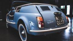 Garage Italia Icon-e Fiat 500 Jolly retro zoom