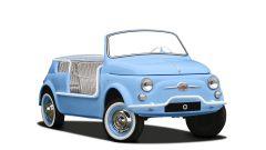 Garage Italia Icon-e Fiat 500 Jolly