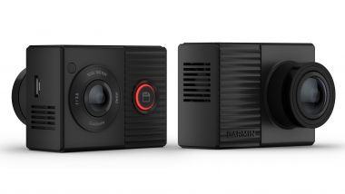 Garmin Dash Cam Tandem: dashcam con doppia telecamera