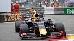 Gasly in azione a Monaco