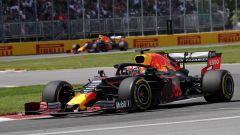Gasly in pista a Montreal