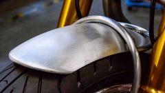 GCorse Classic 992: il parafango anteriore in alluminio