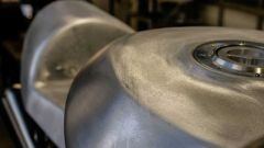 GCorse Classic 992: in alluminio anche il serbatoio e l'infrastruttura posteriore