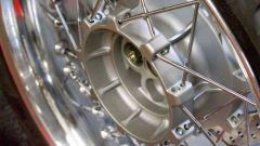 GCorse Classic 992: particolare del cerchio a raggi