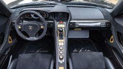 Gemballa Mirage GT, gli impressionanti interni