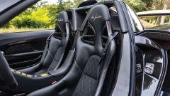 Gemballa Mirage GT, i sedili