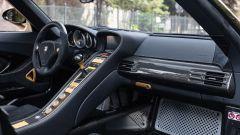 Gemballa Mirage GT, la plancia