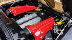 Gemballa Mirage GT: motore centrale posteriore
