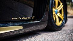Gemballa Mirage GT, un dettaglio di stile