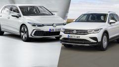 Volkswagen Tiguan eHybrid vs Golf GTE: confronto video tra ibride plug-in