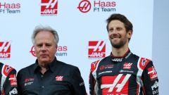 """Haas non seguirà Grosjean in indy: """"Non lo pagherò per ammazzarsi"""""""