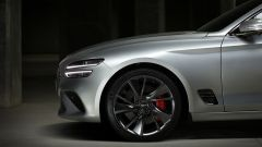 Genesis G70 Shooting Brake, lo sbarco in Europa è in station wagon - Immagine: 8