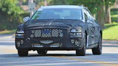 Genesis G80: ecco l'ammiraglia del brand di lusso Hyundai - Immagine: 5