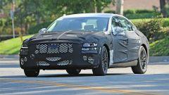Genesis G80: ecco l'ammiraglia del brand di lusso Hyundai - Immagine: 7