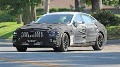 Genesis G80: ecco l'ammiraglia del brand di lusso Hyundai - Immagine: 8