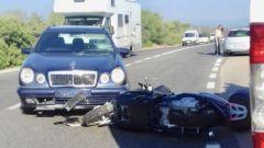 George Clooney: ecco l'auto che l'ha investito
