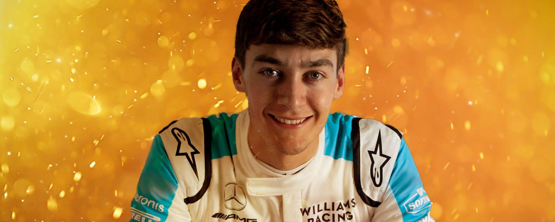 George Russell è campione della Formula 1 virtuale 2020