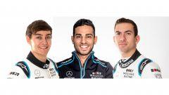 Test Abu Dhabi, la Williams annuncia la sua line-up