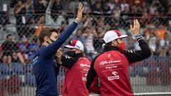 Mercato F1: Russell in Mercedes un problema per Giovinazzi