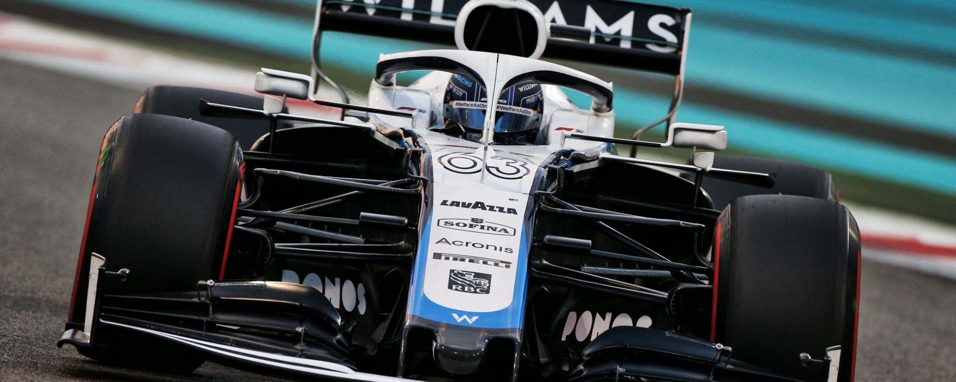 George Russell (Williams-Mercedes)