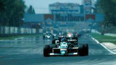 Gerhard Berger, 1986 - F1 GP Messico