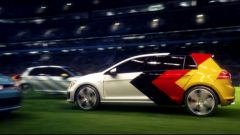 Germania-Argentina con la Golf GTI - Immagine: 1