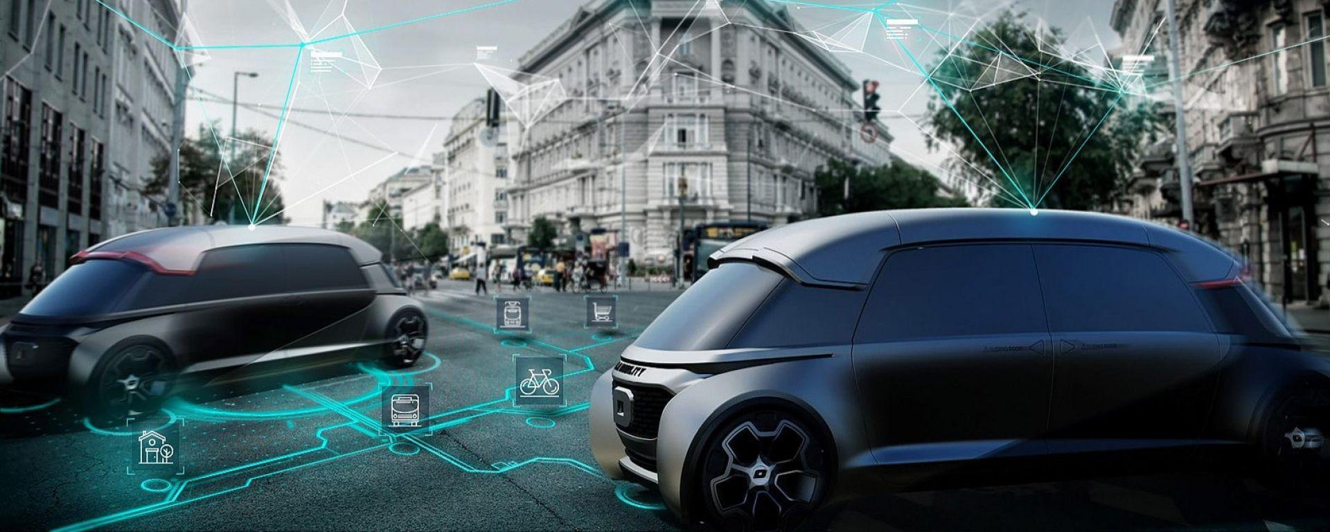 Germania, auto a guida autonoma dal 2022? Più o meno