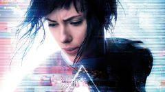 Ghost in the shell: la locandina del film
