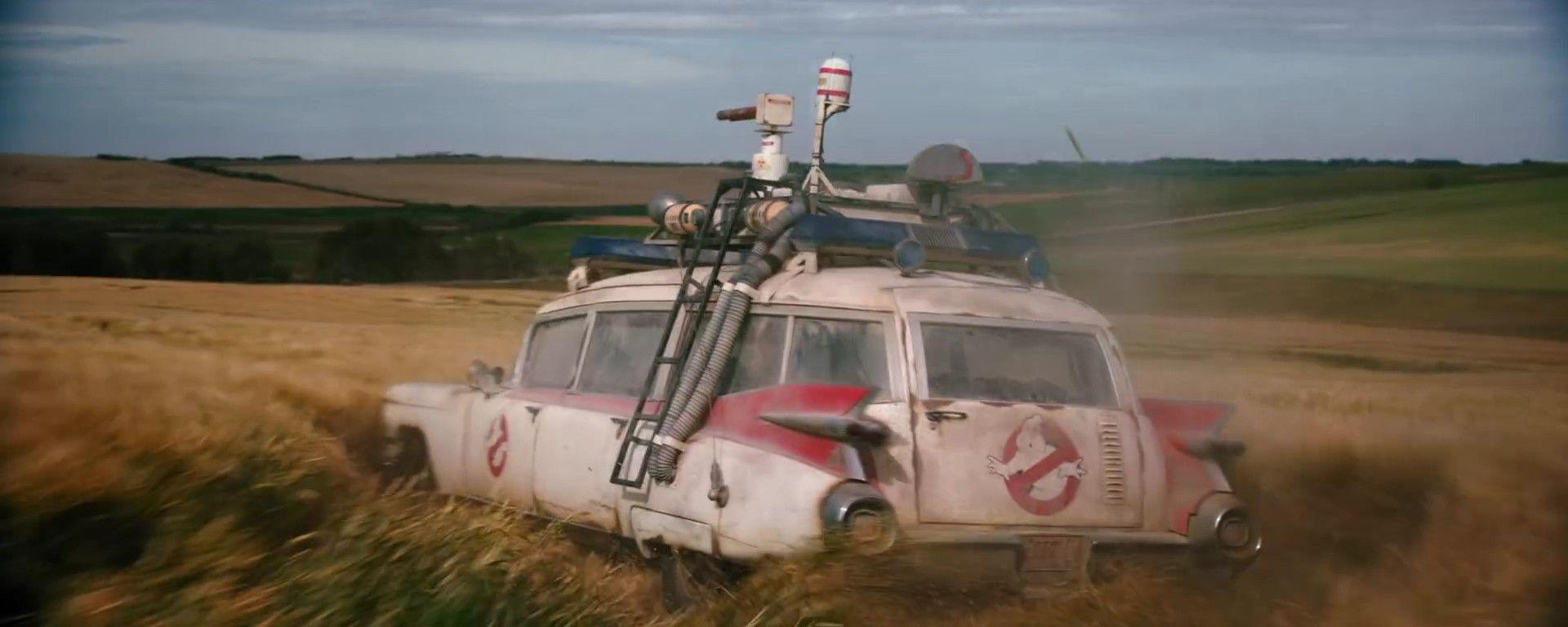 Ghostbusters: Afterlife arriverà il 10 luglio 2020