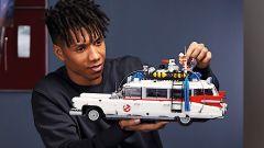 Ghostbusters: Ecto-1 Lego Creator è la riproduzione dell'auto degli Acchiappafantasmi in mattoncini