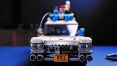 Ghostbusters: il frontale della Ecto-1 Lego Creator