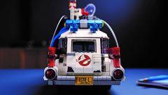 Ghostbusters: il posteriore della Ecto-1 Lego Creator