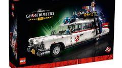 Ghostbusters: la confezione della Ecto-1 Lego