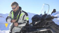 Giacca da moto Hevik Namib: ci sono 4 grosse tasche impermeabili