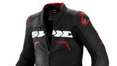 Giacca Spidi Evorider Leather con protezione toracica Warrior Chest (opzionale)