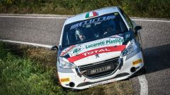Giacomo Guglielmini - Peugeot 208 R2B