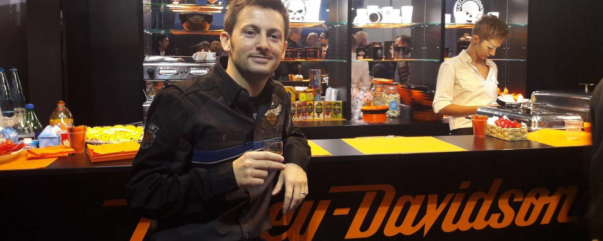 Giacomo Marzoli, Responsabile Marketing di Harley-Davidson Italia