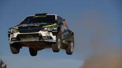 Giandomenico Basso è il leader della classifica CIR dopo il Rally Sardegna