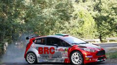 Giandomenico Basso - Ford Team BRC, Rally di Roma Capitale