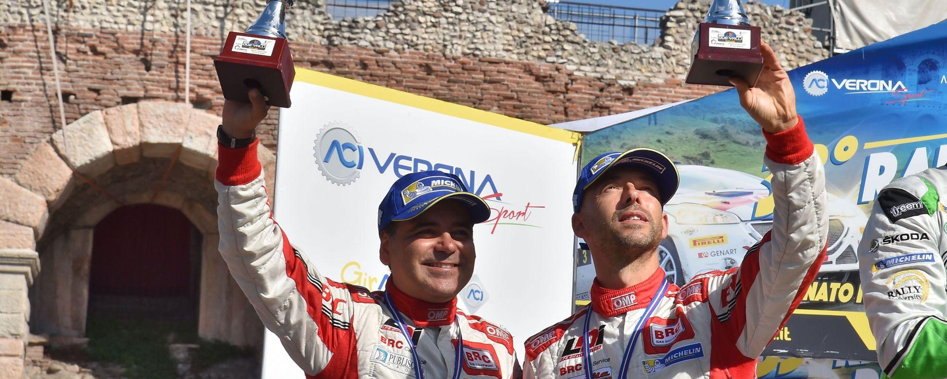 Giandomenico Basso e Lorenzo Granai – Ford Fiesta R5 Ldi