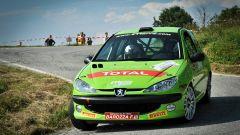 Gianluigi Cogo al Peugeot Competition