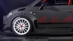 Giannini 350 GP4: trazione integrale per 350 CV - Immagine: 4
