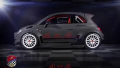 Giannini 350 GP4: trazione integrale per 350 CV - Immagine: 3