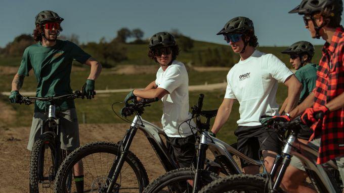 Giant e VR46 Riders Academy: partnership per giovani piloti